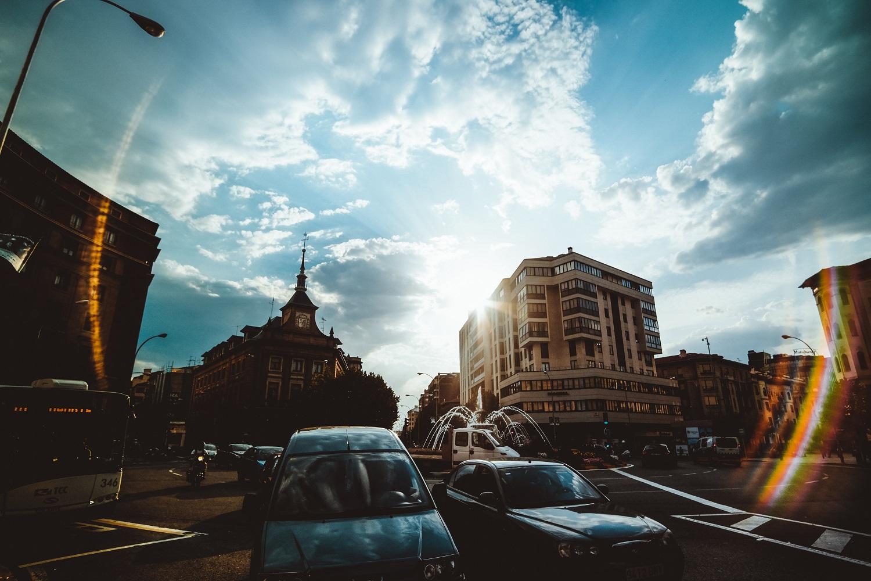Calles de la especial Pamplona
