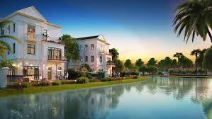 Quy mô Saigon Garden Riverside Village