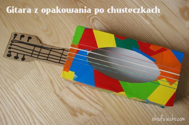 Instrumenty muzyczne   prace plastyczne