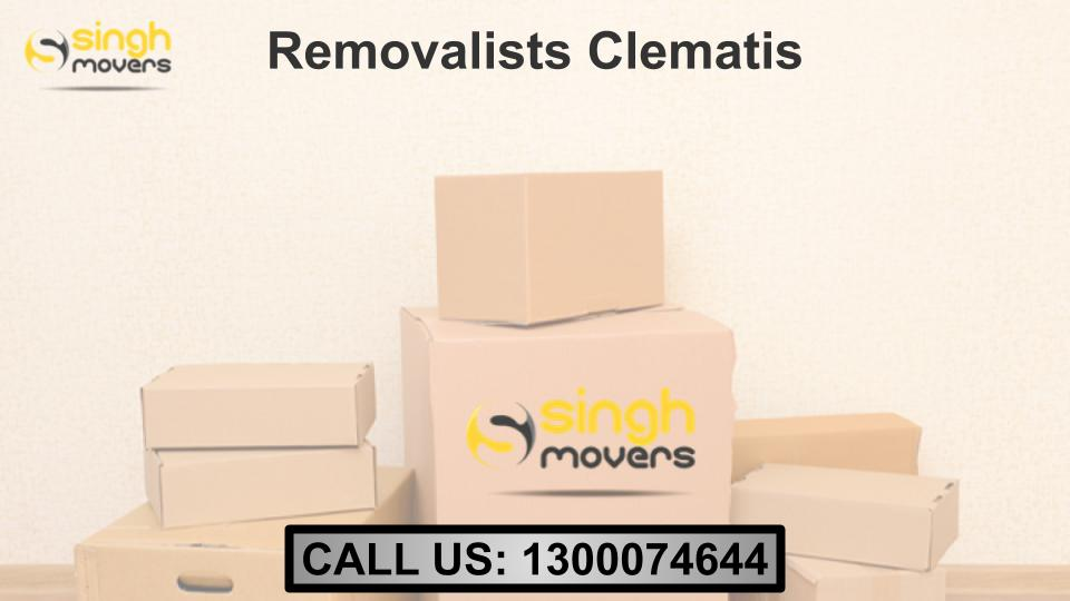 Removalists Clematis