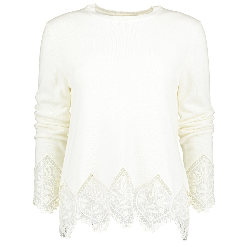 Aylex Lace Detail Jumper