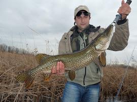 """""""Изгубени в камъша"""" - Мухарски риболов на щука на езерото Йоца в Сърбия - 2-ра част"""