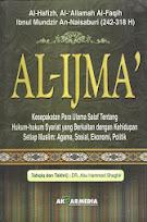 Al-Ijma' (Kesepakatan Ulama Salaf tentang Hukum Syariat) | RBI