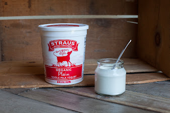 Photo of the share - Organic Plain Whole Milk Yogurt