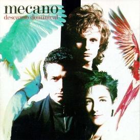 Mecano / Cd / Descanso Dominical - $ 125.00 en Mercado Libre