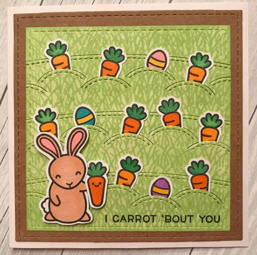 Lawn Fawn Carrots