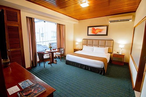 Hoteles bonitos en Iquitos