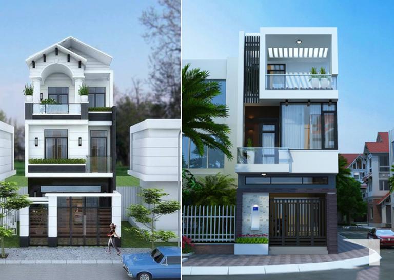 Bạn có thể xây trọn gói hoặc chọn xây thô đối với ngôi nhà của mình