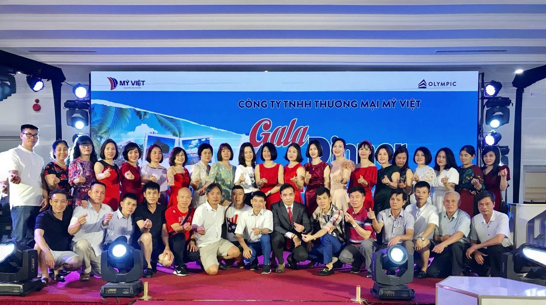 Các đối tác tham dự đêm tiệc Gala Diner