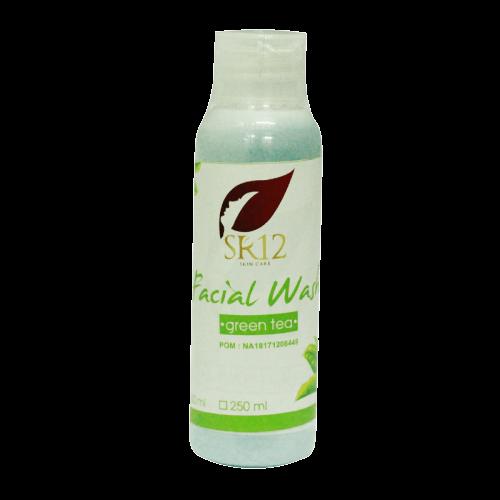 Green Tea untuk Kulit Berminyak merk SR12