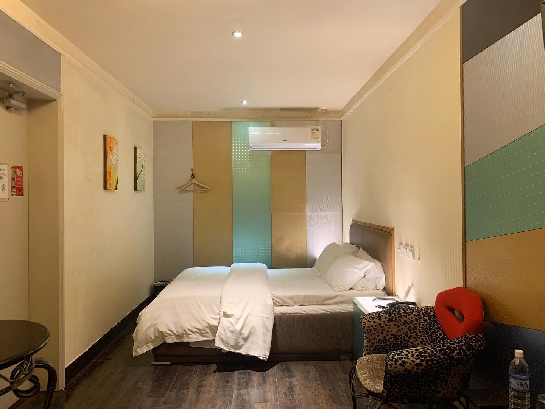 九龍塘時鐘酒店-Hotel 23-雙人床