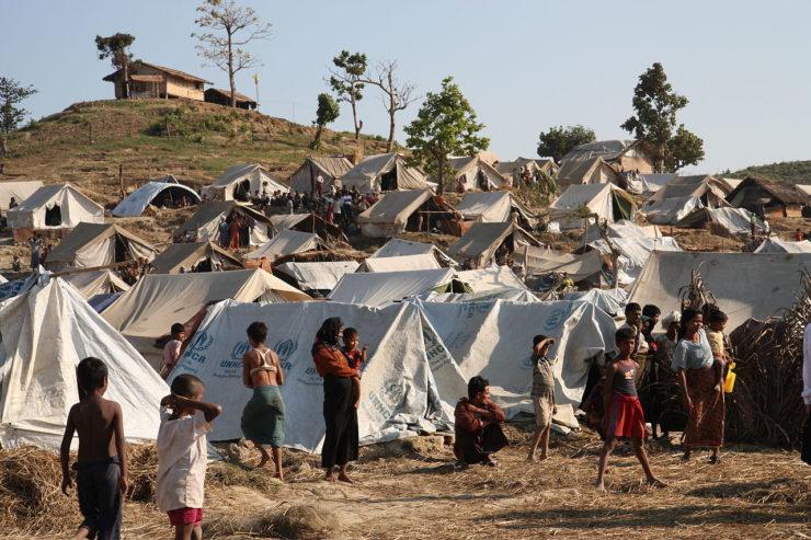 Miến điện và Bangladesh: Đức Thánh Cha sẽ gặp gỡ người Rohingyas