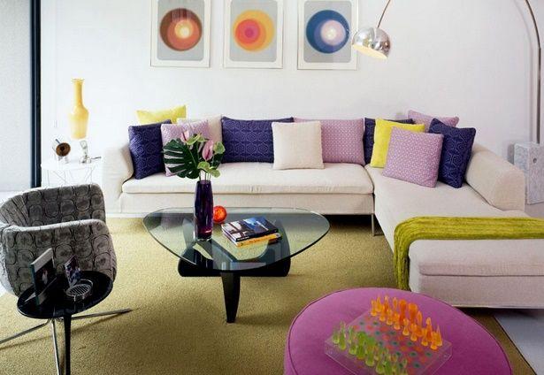 Những không gian đơn giản về thiết kế nội thất nhưng đặc sắc bởi gam màu