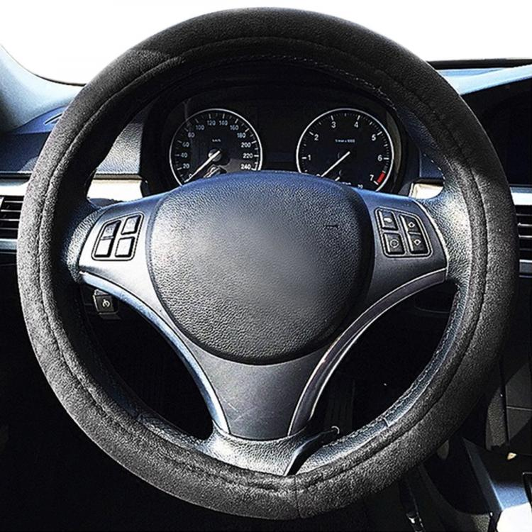 Heated Steering Wheel Cover - Heated steering wheel attachment