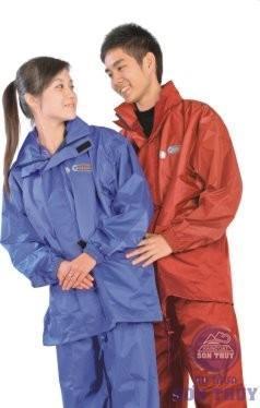 áo mưa bộ 1 lớp K6