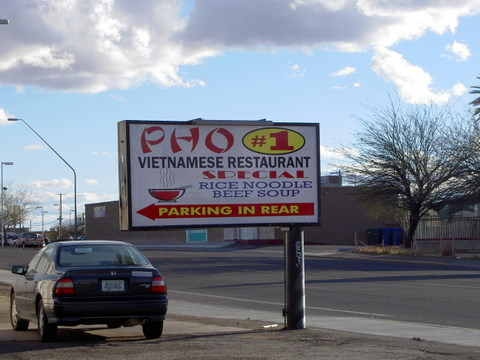 Best Cheap (But Good) Vietnamese Food in Tucson