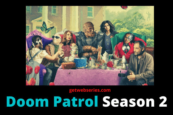 Doom Patrol Season 2 best english web series to watch on youtube