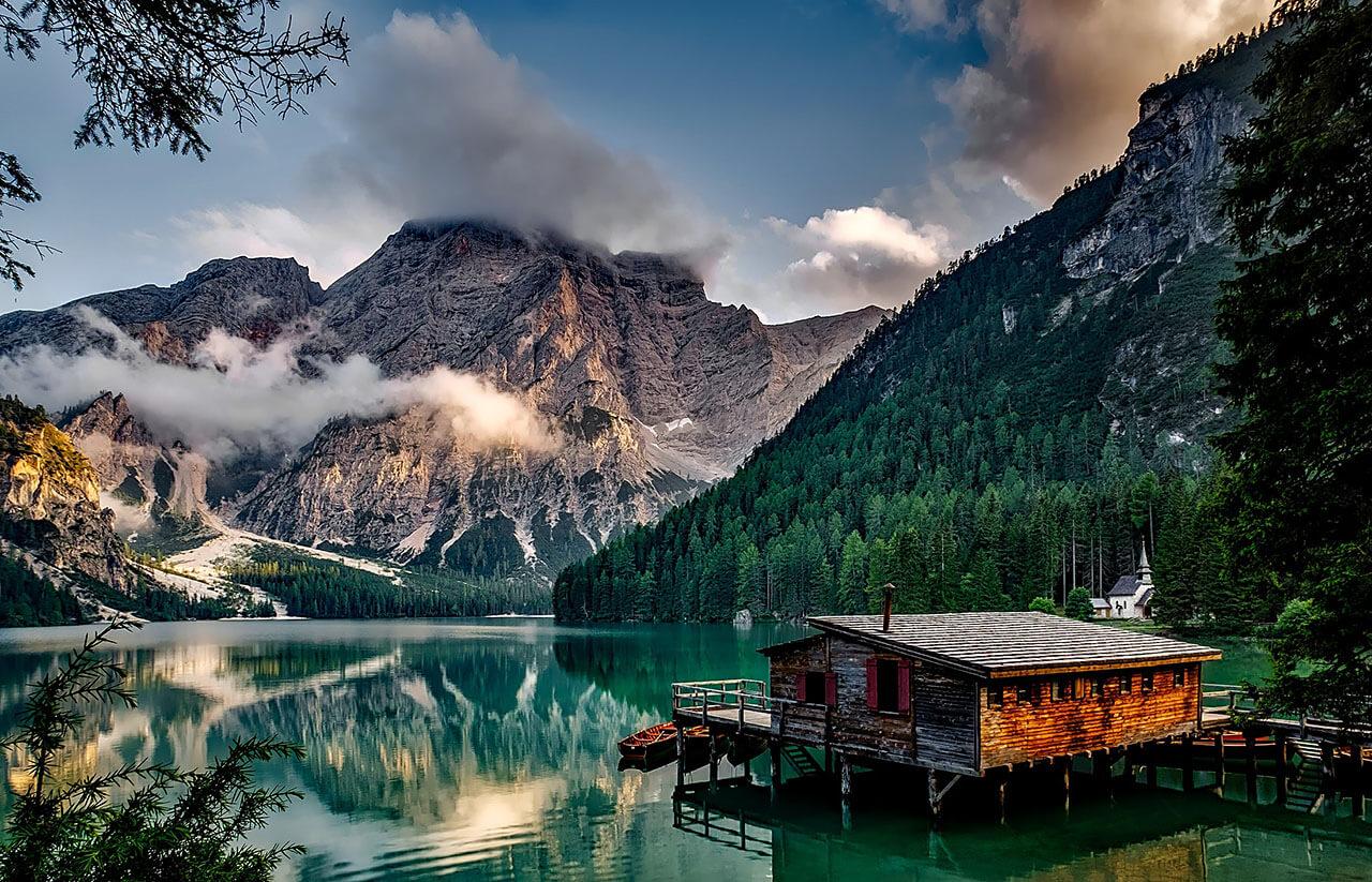 Najpiękniejsze jeziora świata