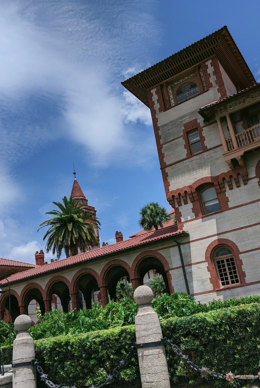 סיינט אוגוסטין העיר הראשונה בארצות הברית מקומות היסטוריים תרבותיים בפלורידה