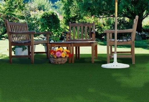Декоративне покриття штучна трава