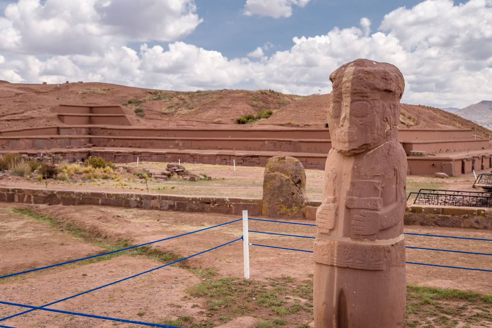 BOLIVIA - Back to the Tiwanaku Empire; a day trip from La Paz – Chris  Travel Blog | CTB Global®