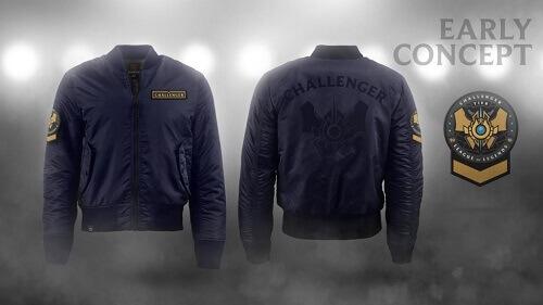 season 7 rewards - lol challenger jackets