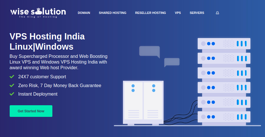 Wisesolution vps india: the best choice for ecommerce