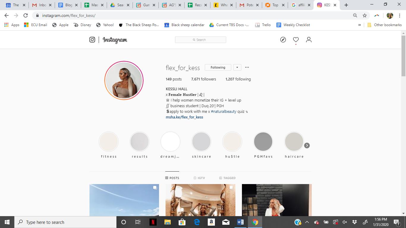 instagram, influencers, instagram influencers, affiliate links