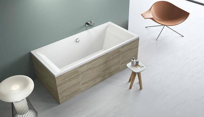 Прямоугольные ванны в DomoSpa: секреты популярности