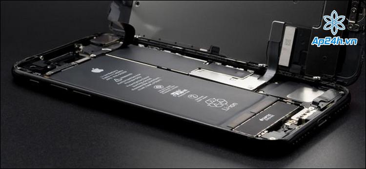 Việc thay Pin sẽ cải thiện đáng kể hiệu suất iPhone cũ