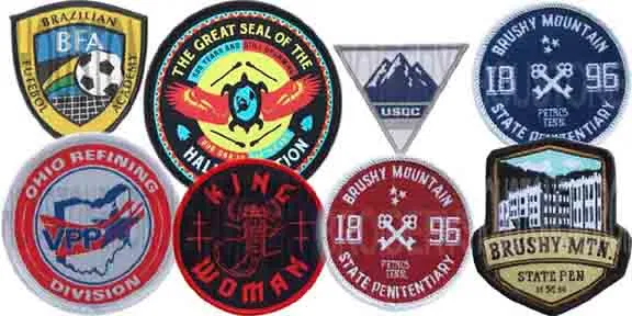 Exactly how to find custom patches near me