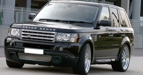 Range Rover the Black Edition