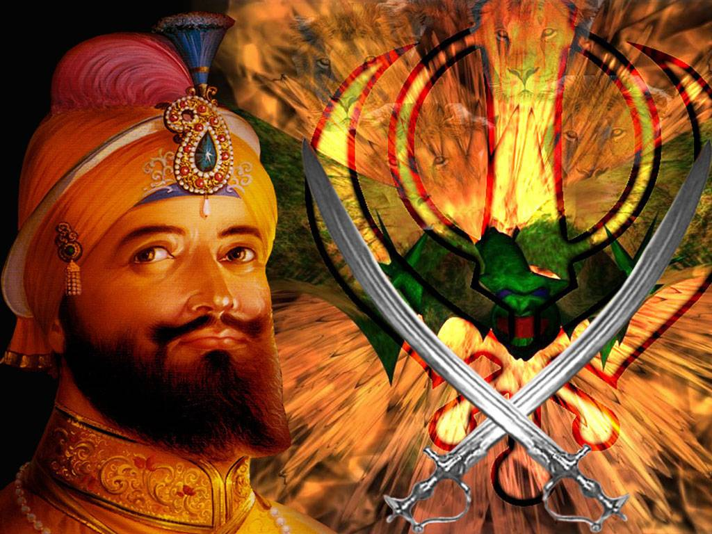 The 10th Guru, Shri Guru Gobind Singh Ji
