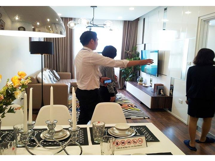 Bí kíp thuê chung cư giá rẻ cho người chưa có kinh nghiệm