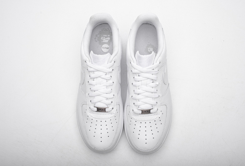 Vẻ đẹp của Nike Air Force 1 White