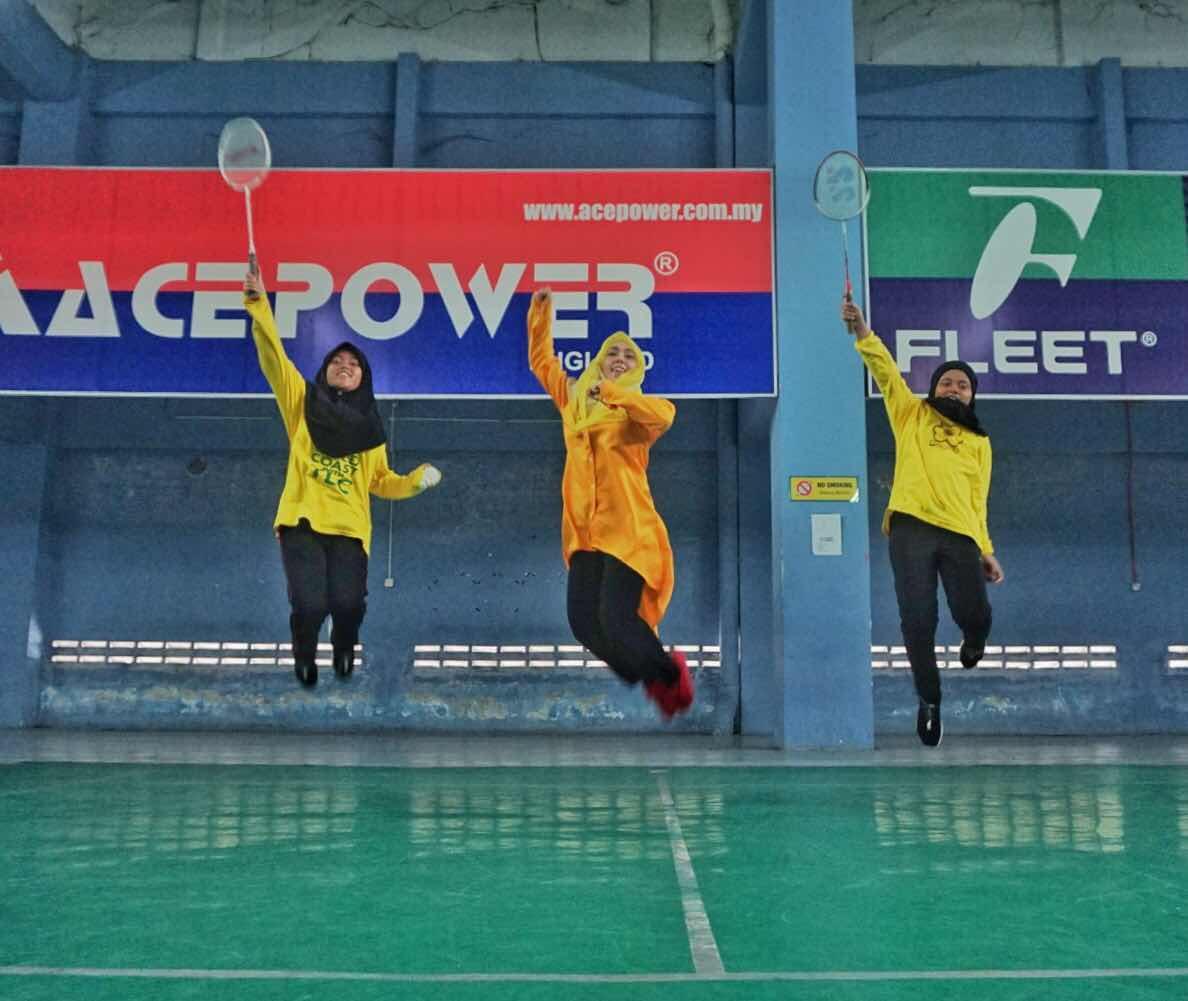 premium beautifuk selangor + ikhtiar hamil + jamu maharani + korset bersalin czer + tropicana badminton Academy + Ikhwan group + ootd yellow orang