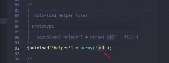 Menambahkan helper URL