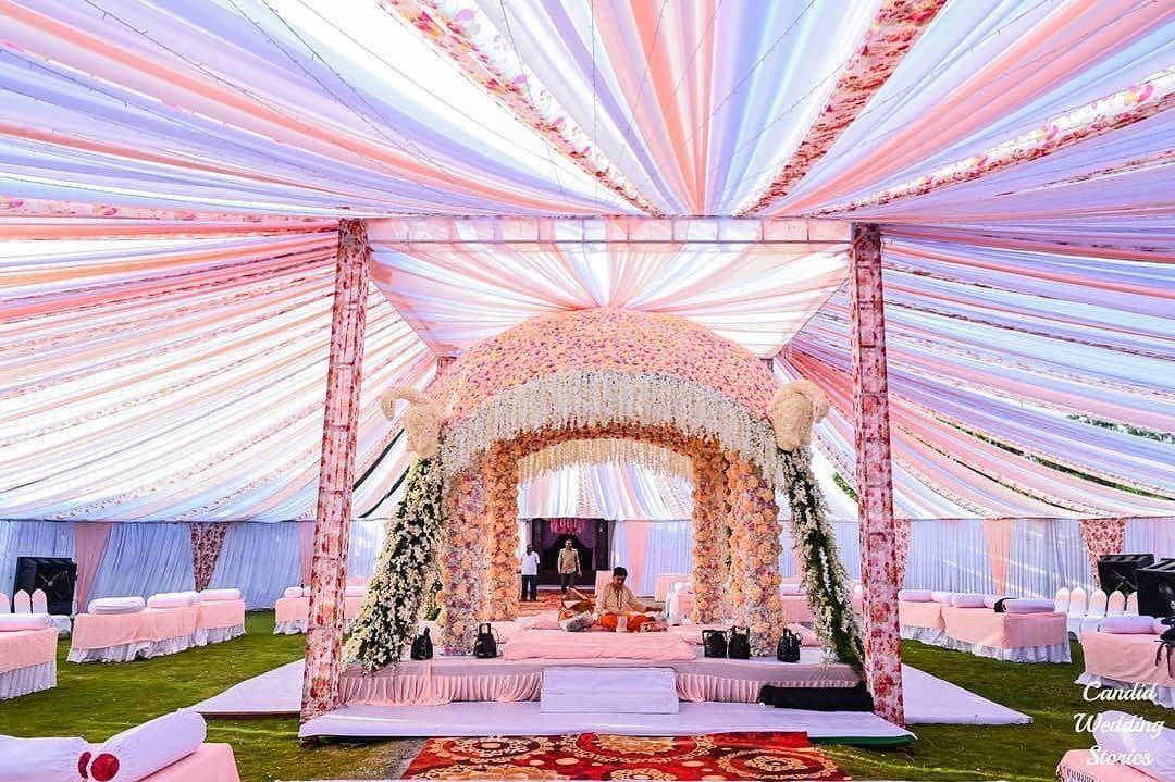 wedding decor in delhi ncr