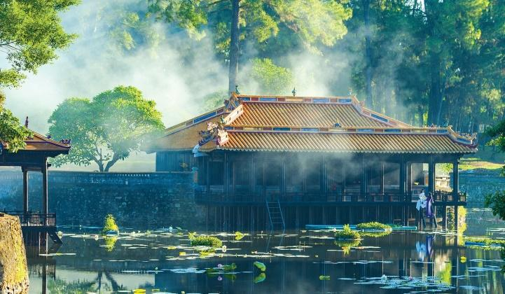 The most beautiful filming locations in Hue