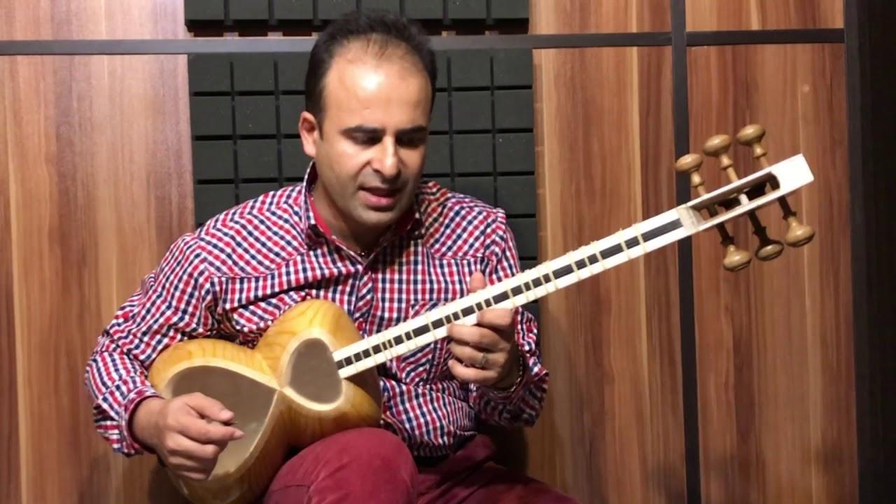 فیلم آموزش درس ۶۱ دو عاقل علینقی وزیری کتاب هنرستان موسیقی روح الله خالقی جلد ۱ نیما فریدونی تار