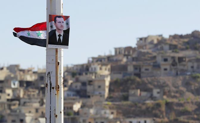 США и Израиль проиграли Сирию, но покидать ее с позором не спешат
