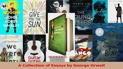 Fifty essays by george orwell pdf