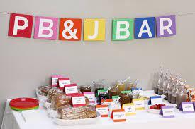 Celebrate The Little Things | A Gourmet PB&J Bar - Lulu the Baker