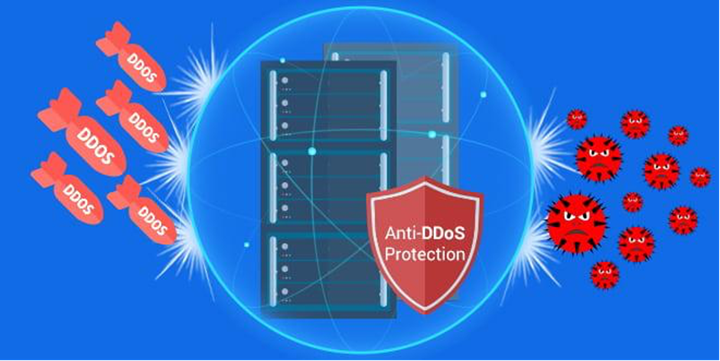 Tầm quan trọng của việc chống DDos cho server
