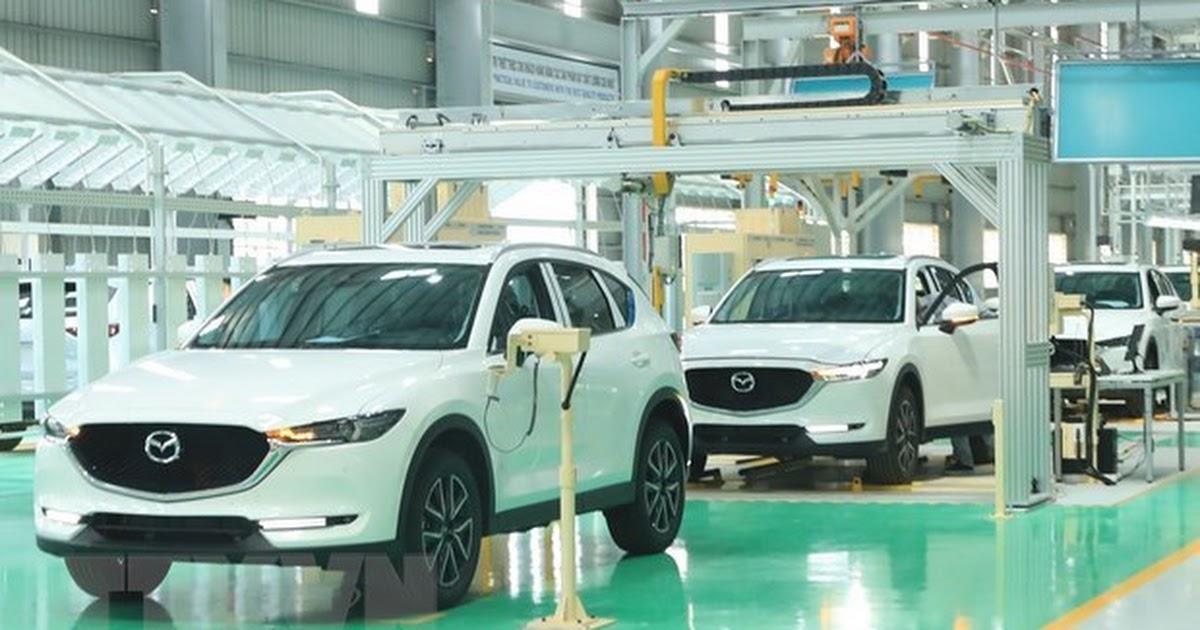 Việt Nam cần những chính sách đột phá để phát triển công nghiệp ôtô