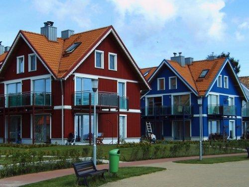 Многощипцовая крыша - фото