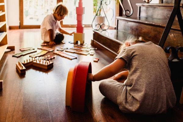 Ưu điểm của Montessori là gì?