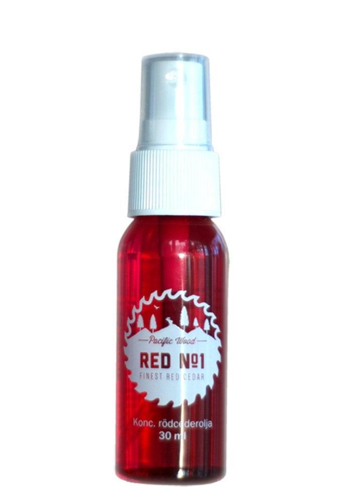 Punaseetriöljy 30 ml