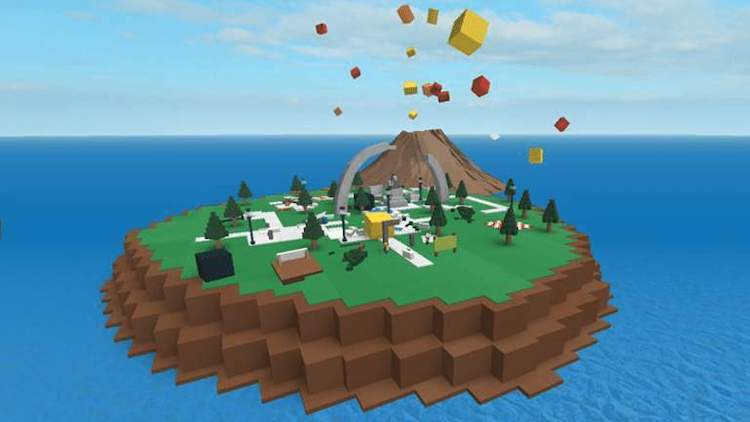 survival game roblox example