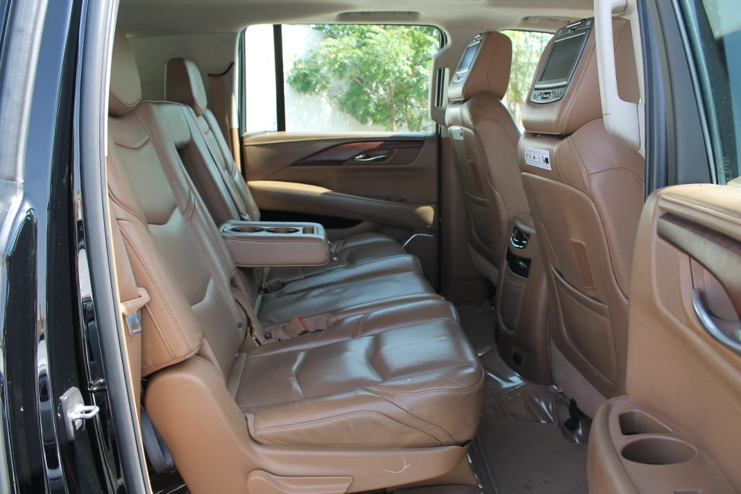 Executive leather seating